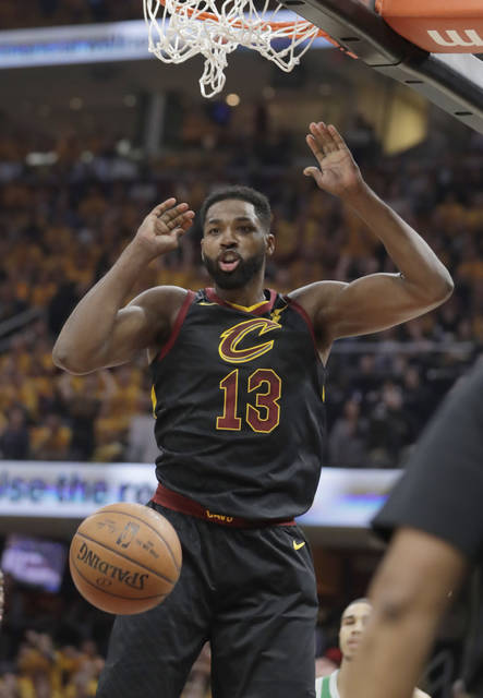 LeBron, Cavs overpower Celtics 116-86 at home in Game 3