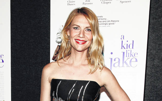 """Claire Danes attends the premiere of IFC Film's """"A Kid Like Jake"""" at the Landmark at 57 West on Monday in New York."""