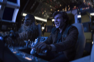 'Solo' sputters in takeoff with $83.3M at box office