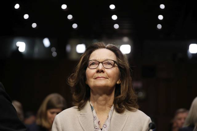 Senate should confirm Gina Haspel