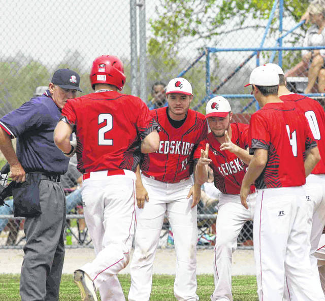 Offense stands out in Wapakoneta's Division II baseball district semifinals victory