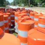 Road construction and maintenance projects