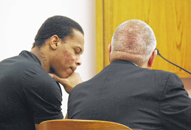 Derrick Martre, 26, of Toledo, will be sentenced June 21 after pleading no contest Monday to a variety of sex-related charges, including gross sexual imposition and pandering sexually-oriented material involving minors under the age of 13.