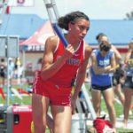 Van Wert girls runners-up at Division II track and field regional