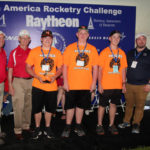 Minster Rocket Club team finishes fourth in nation