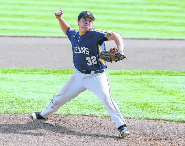Fort Recovery edges Ottawa-Glandorf in Division III baseball district semifinal
