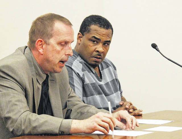 Raymond White, of Lima, who prosecutors labeled as a major drug offender, appeared in Allen County Common Pleas Court Thursday to waive his right to a speedy trial.