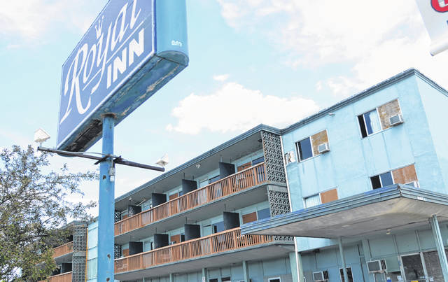 The owner of Lima's Royal Inn is being sued by the City of Lima for code and property maintenance violations.