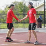 Shawnee boys tennis doubles team chases greater success at Division II state competition