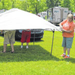 Campgrounds filling up over holiday weekend