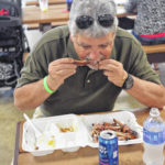 Barbecue festival at Allen County Fairgrounds
