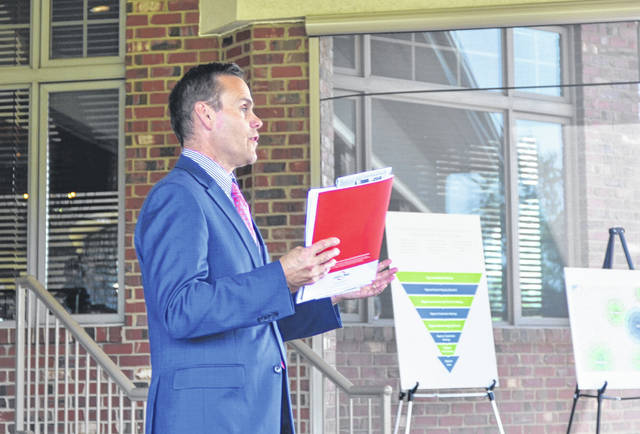 Jeff Sprague, president and CEO of both the Greater Lima Region, Inc., and the Allen Economic Development Group, said the GLRI advances workforce development strategies from a regional instead of county level.