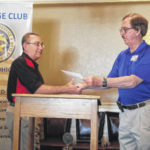 Lima Exchange Club donates money to local organizations to empower children