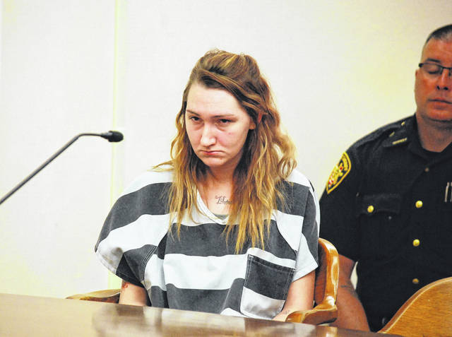 Shelly Wireman, 25, of Lima, waived her right to a speedy trial Tuesday during an appearance in Allen County Common Pleas Court. Wireman is charged with involuntary manslaughter in connection with the death of her son, 18-month-old Jaxxon Sullivan, who died in a Toledo hospital in April less than two days after being found unresponsive in a Lima home.