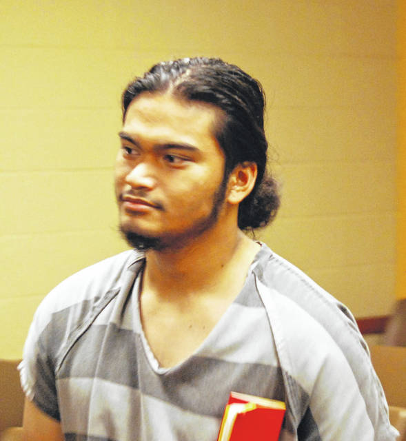 "Tristan Ascura, charged with inducing panic for allegedly making threats to ""shoot it up"" Elida schools this fall, appeared in Lima Municipal Court Wednesday and waived his right to a preliminary hearing. His case was bound over the the next term of the Allen County grand jury."