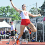 Van Wert's Braun finally reaches the top with state Division II long jump championship