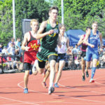 Ottoville's Siefker defends Division III 1,600 title at state track and field championships