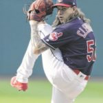 Clevinger strikes out 10 in Tribe victory