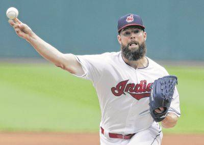 Indians pitcher Corey Kluber improved to 11-3 on the season after allowing one hit and a walk in a seven-inning outing Wednesday against the Chicago White Sox in Cleveland.