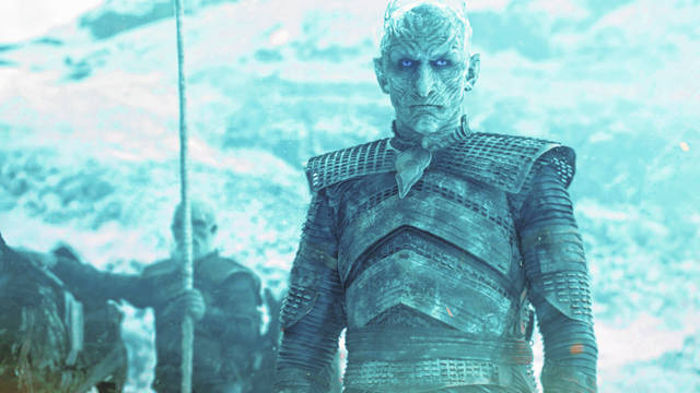 """This image released by HBO shows a scene from """"Game of Thrones."""" The program was nominated for an Emmy on Thursday for outstanding drama series. The 70th Emmy Awards will be held Sept. 17."""