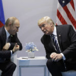 Nuclear arms race is an expected topic for Trump-Putin talks