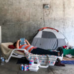 Homeless individuals given 72 hours to leave downtown camp