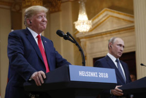Trump: Putin made 'incredible offer' in Russian hacking case