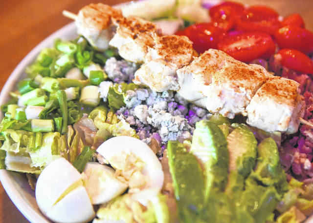 Beer Barrel is known for lots of things — sports bar, great place to grab a pizza — but its salads are not be overlooked.