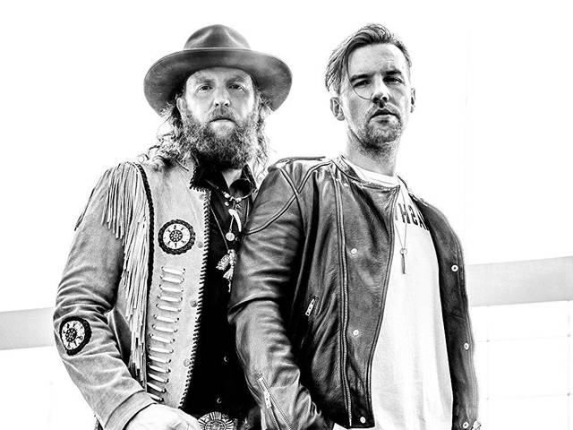 Brothers Osborne will be performing at 8 p.m. Saturday at Country Concert '18 in Fort Loramie.