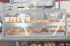 Lima-area drive-thrus offer customers comfort from car