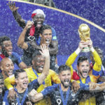 France on top of the World after win over Croatia