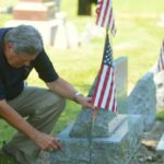 James Coe no longer lies under an unmarked grave
