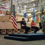 Brown announces secured funding for Lima tank plant