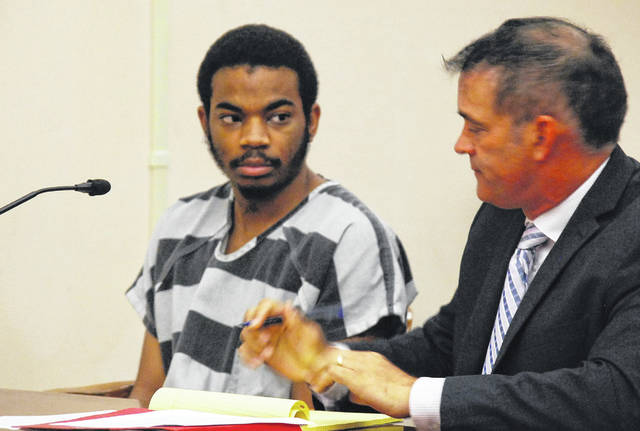 Martez Pearson, 26, of Lima, entered pleas of not guilty to four felony drug charges Thursday in Allen County Common Pleas Court. The most serious of the charges was a first-degree felony count of possession of a bulk amount of cocaine that carries a mandatory prison sentence of three to 11 years upon conviction.