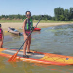 Surf's up at Indian Lake for Lima family