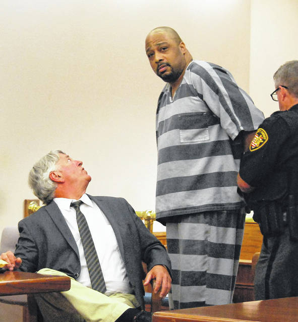 Terrez Carter faces more than a century in prison if convicted on all charges filed against him last week by an Allen County grand jury.