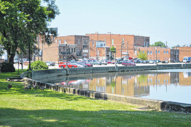 Wapakoneta will begin a $2 million project next summer to transform its current riverside area in downtown to a park-like setting.