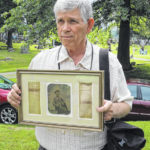 Veteran James Coe remembered with military ceremony