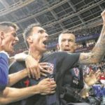 Croatia makes first World Cup final