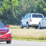 Motorists not minding their manners