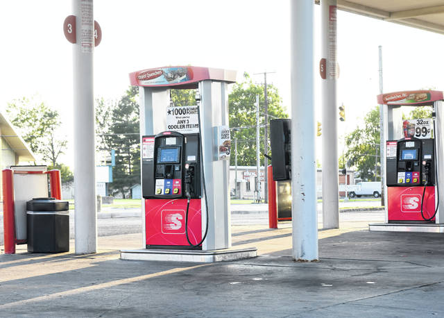 Speedway in Elida is the top vote-getter for a good place to get gas.