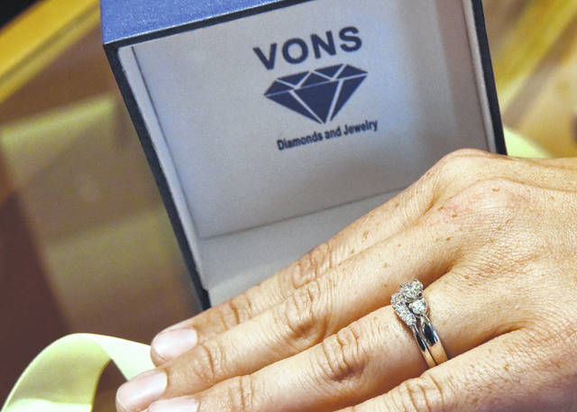 Von's Diamonds & Jewelry can show you many different styles of wedding sets and much more.