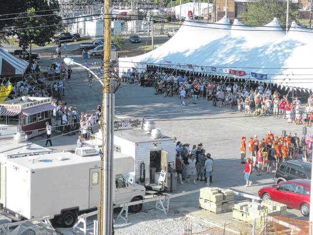 The annual festival features music, entertainment and family fun.