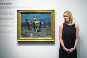Defamation lawsuit tossed over alleged fake Western painting
