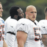 Bengals still not sure about two offensive line positions