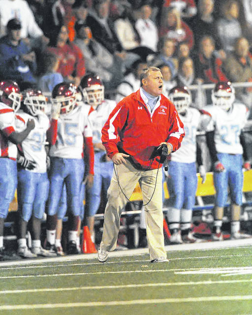 At Lima Central Catholic, Jerry Cooper turned the Thunderbird program around and took the team to the postseason in his first year at the school.