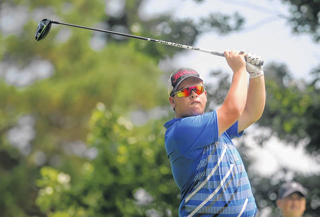 Junior Gavin Harmon was a member of Spencerville's Northwest Conference and Division III Colonial Golfers Club sectional champs that also reached the state finals.
