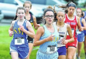 Lima area girls cross country team capsules