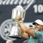 Another major accomplishment for Koepka