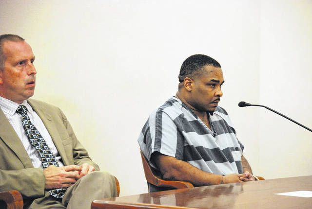 """Raymond White, 46, of Lima, posted bond of $250,000 Wednesday and was released from jail to await trial on a variety of felony drug trafficking and possession charges, including the designation of White as a """"major drug offender."""""""